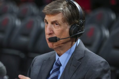 Report: Marv Albert to retire at the end of this year's NBA playoffs