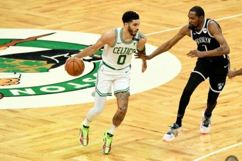 Kevin Durant says Jayson Tatum 'in conversation' with LeBron James, Kobe Bryant and Tim Duncan