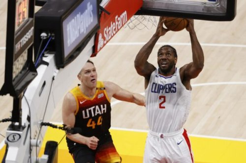 Kawhi Leonard issues message of complete confidence after Clippers lose Game 2 vs. Jazz