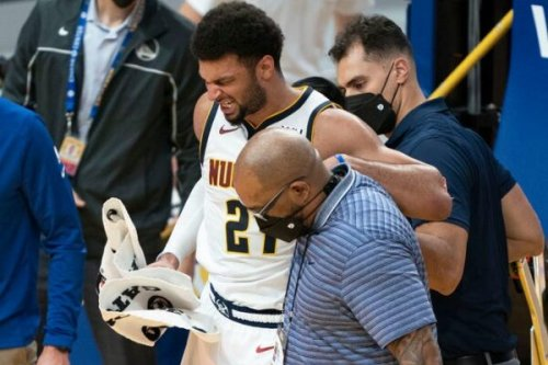 Report: Nuggets offer major update on Jamal Murray's scary injury