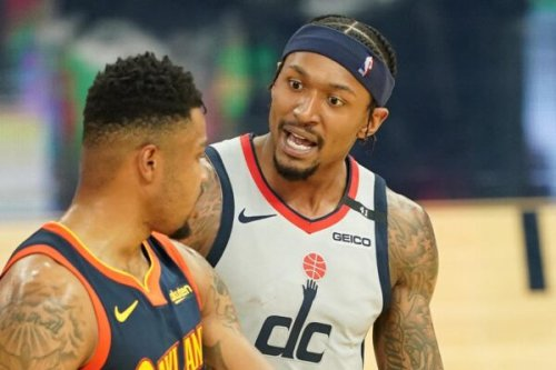 Bradley Beal's wife contributes to beef by issuing devastating blow to Kent Bazemore
