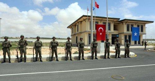 Turkey has ambitions in Somalia