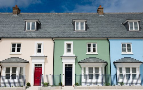 Why British House Prices Went Up When They Should Have Gone Down