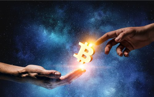 Decentralized Cryptocurrency Systems and Hayek's Unplanned Economy