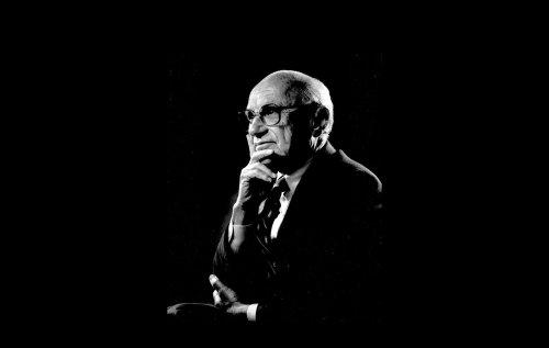 The Political Paternalists Take Aim at Milton Friedman