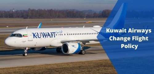 Know about Kuwait Airways Ticket Date Change Charges cover image