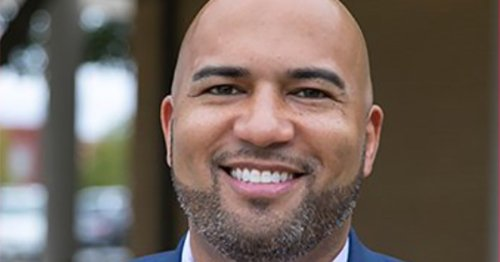 Black principal in Texas suspended after controversy over photo with white wife