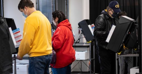 Poll shows deep divisions over Georgia voting law