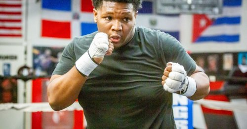 Decatur boxer 'Mactruck' Scott aims to prove he's more than a puncher
