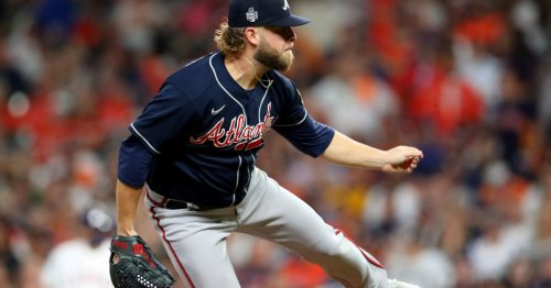 Braves open World Series by defeating Astros in Game 1