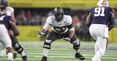 Top 10 offensive tackles in the 2021 draft