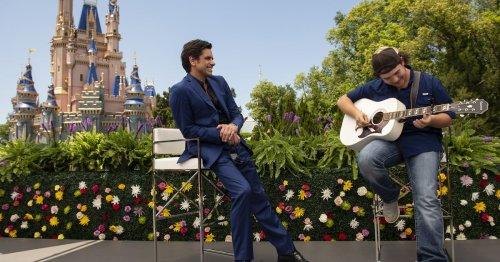 'American Idol' top 7 Disney night recap