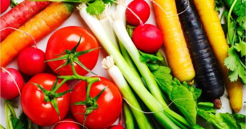 Study: Vegetarians' biomarkers healthier than meat eaters'