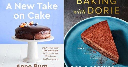 18 new cookbooks for the baking season