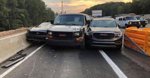 OPINION: Picture-perfect proof of metro Atlanta's road lunacy