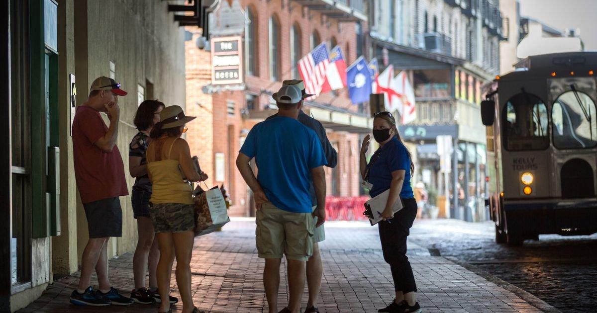 Savannah becomes first major Georgia city to reimpose mask mandate