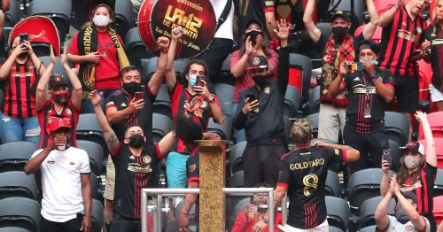Atlanta United now only recommends masks upon entering stadium