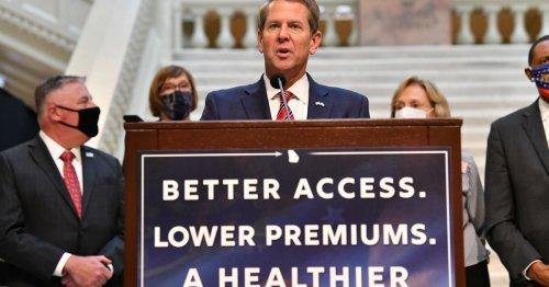 Kemp's health care overhaul in Georgia thrown into limbo ...