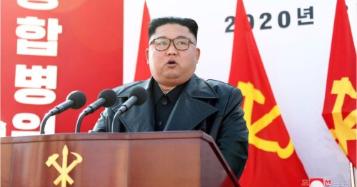 Bandage on back of Kim Jong Un's head adds to list of health mysteries