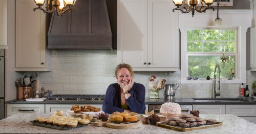 Passion for baking passed down through generations of moms