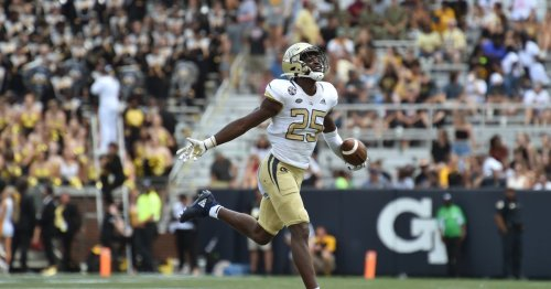 Charlie Thomas named ACC's co-linebacker of the week