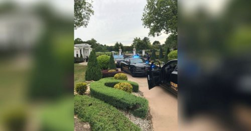 Man arrested after police chase ends at Rick Ross' metro Atlanta estate
