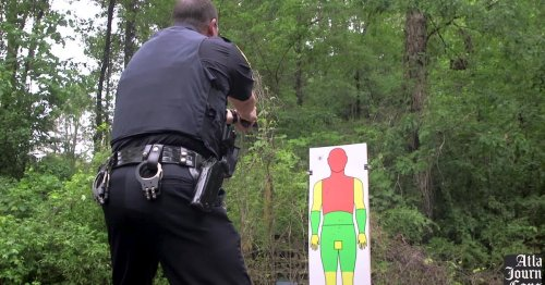 New police use-of-force training draws interest, criticism throughout Georgia