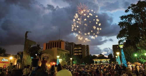 Where to see fireworks in and around Atlanta