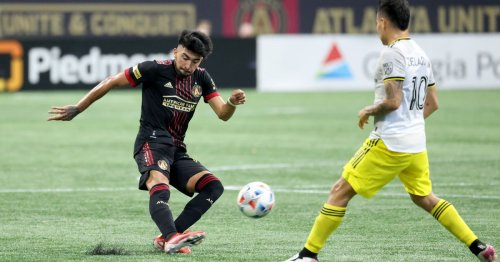 Atlanta United's offense better, but remains under construction