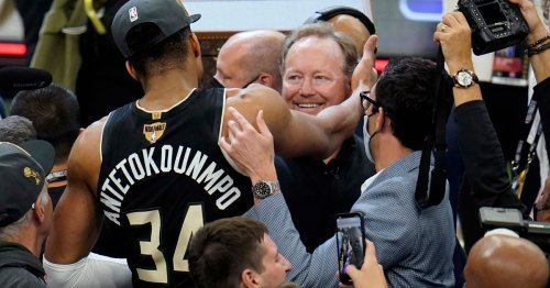 After being tested by Hawks in semifinals, Bucks win NBA ...