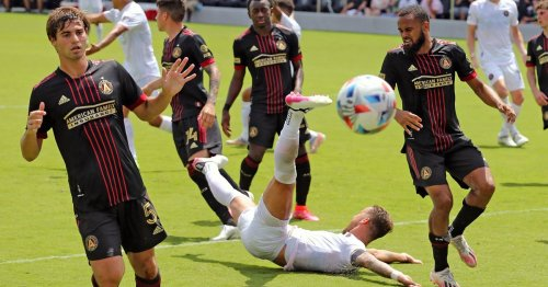 Atlanta United still waiting for a complete game