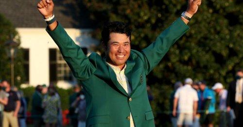 Matsuyama makes history as Japan's first Masters winner