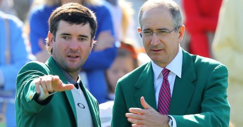 Bubba Watson has reason to feel like a member at Augusta National