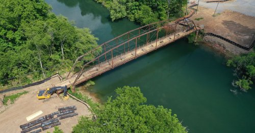 Rogers Bridge replacement project moving forward in Johns Creek, Duluth