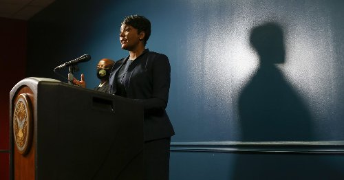 BREAKING: Atlanta Mayor Keisha Lance Bottoms won't run for reelection