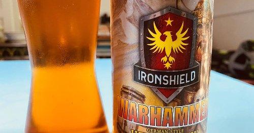 Beer Pick: Ironshield Brewing celebrates Warhammer Maibock on Saturday