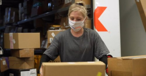 FedEx Ground to hire 3,000 people in Atlanta