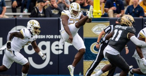 Georgia Tech's Pressley Harvin hoping to land an NFL job