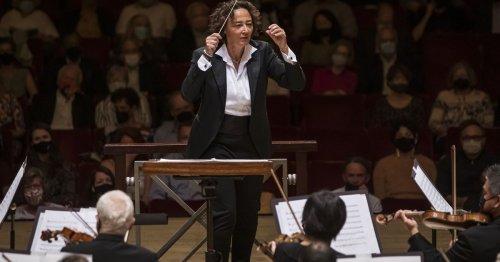 Stutzmann makes debut as ASO music director designate