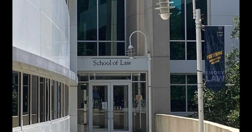 Emory Law gets $5M grant from Southern Co. for civil rights center