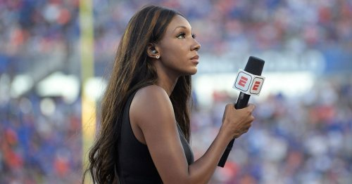 NBC quickly hires ex-Bulldog Maria Taylor after her departure from ESPN