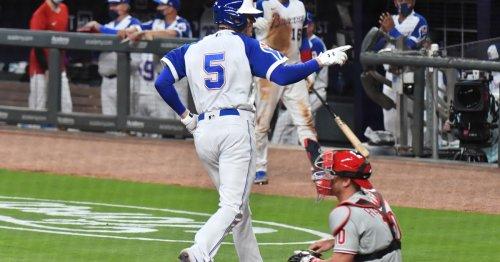 Freddie Freeman hits second as Braves change lineup Tuesday