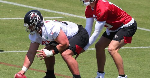 Falcons sign two more draft picks