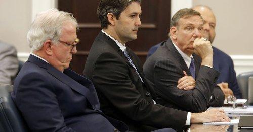 Ex-officer appeals 20-year sentence for killing Black man in South Carolina