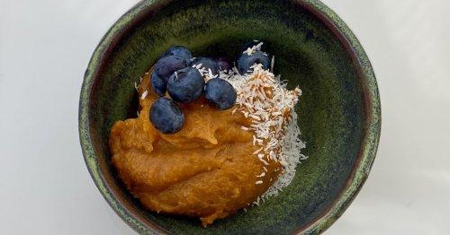 RECIPE: Sweet potato breakfast bowl packs a healthy punch
