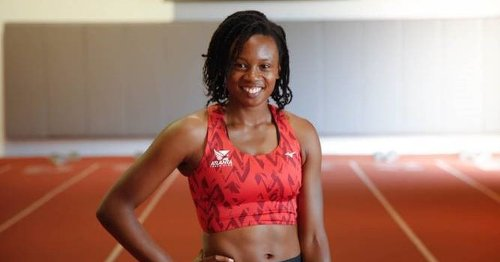 After lengthy pause, Keturah Orji back on track for Olympics