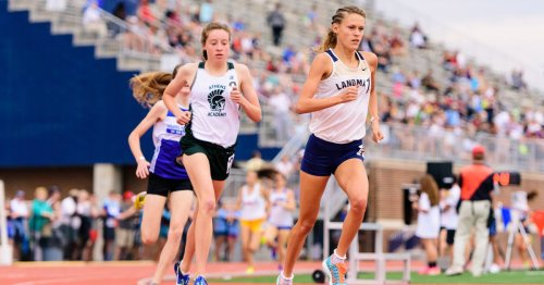 Day 2 GHSA track and field championships roundup