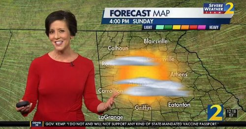 SUNDAY'S WEATHER-TRAFFIC: Sunshine returns for second half of weekend