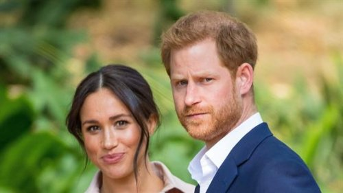 Prince Harry Meghan Markle Received Funds After Royal Exit - E! Online