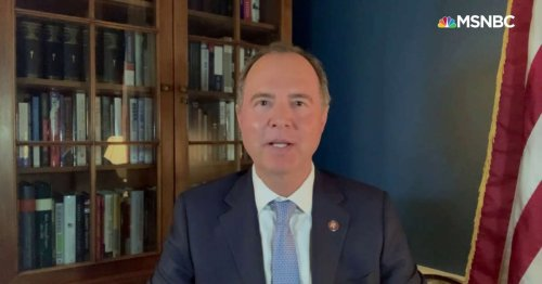 Schiff: With no 'McCarthy disrupters,' Jan. 6 testimony went as hearings should